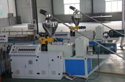 UPVC/WPC profile making machine