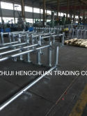 OME steel frame for conveyor system