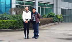 The best buyer from Southeast Asia visited DONGFANG