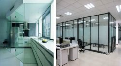 Glass Door & Partition