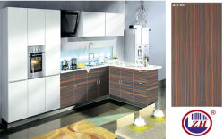 Acrylic series kitchen cabinet