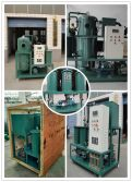 Vacuum oil purifier series