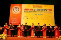 The 23th Hanoi Vietnam International Medical Equipment Fair will begin soon