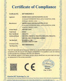 CE certificate of high bay light