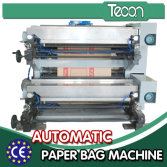 4-colour automatic printing