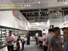 Construction and Decoration Fair taking place in Guangzhou