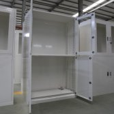 Show- High Quality Steel Cabinet