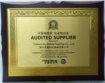 Audited Supplier of Made In China