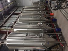 1500L Fermentation Tanks