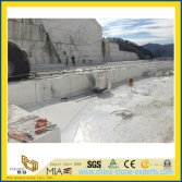 Marble Quarry 02--China White Castro Marble Slab From Yeyang Stone Factory From Yeyang Stone Factory