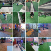 Installation Artificial Grass