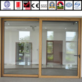 Aluminum lift sliding door