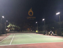 led flood light for tennis field
