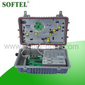 New Designed SR1104-EOC FTTx 485 -1003Mhz 4 Output Weatherproof Field Fiber Optical Node with Return