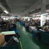 Stitching production line