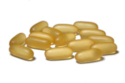 Enteric Coated Fish Oil Softgel