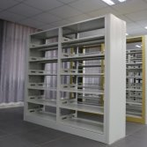 Show-Various kinds of Bookshelves