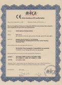 CE Certification for Switching Power Supply