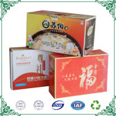 Full color printing master carton