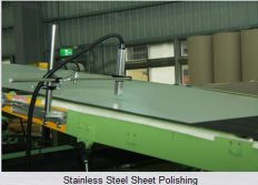Stainless Steel Polishing