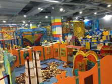 Functional toddler soft play equipment