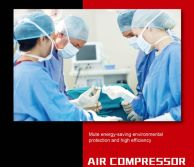 Medical Oiless Air Compressor