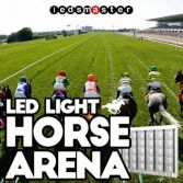 Horse Arena Lights