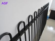 Aluminum Loop Top Pool Fencing