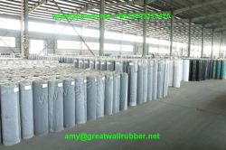 Rubber Rolls packing in warehouse