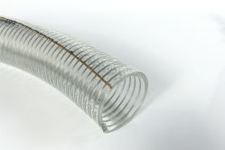 anti static pvc steel wire hose