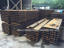 conveyor idler steel support