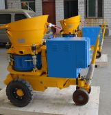 Singapore customer ordered shotcrete machine again