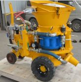Mexico customer ordered our shotcrete gunite machine