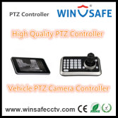 Vehicle PTZ Camera Contoller