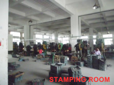 STAMPING ROOM