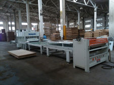 honeycomb production line