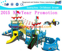 More than 10 items outdoor playground equipment on 2015 New Year Promotion!!