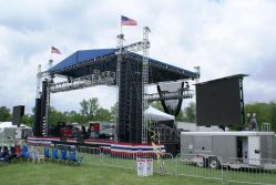 line array in USA