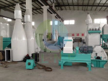 Difference between Wood Pellet Mill and Feed Pellet Mill