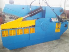Q43-400 aluminum sheet shear