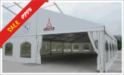 12x20M Party Tent with LOGO