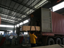 Machine Shipped to Dubai