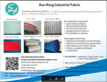 Sun Hong Fabric Application