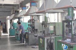 Segments production equipment