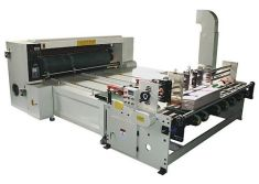 ZYM Automatic Paper Feeder Printing and Die-Cutting Machine