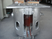 Induction Furnace for Croatia Customer was Shipped on Nov. 6th