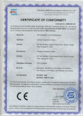 CE Certificates of Cantonk