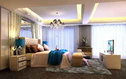 Hotel project of led strip light