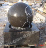 Finish Product of Black Marble