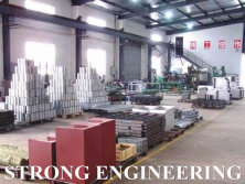 STRONG hoist motor spare parts